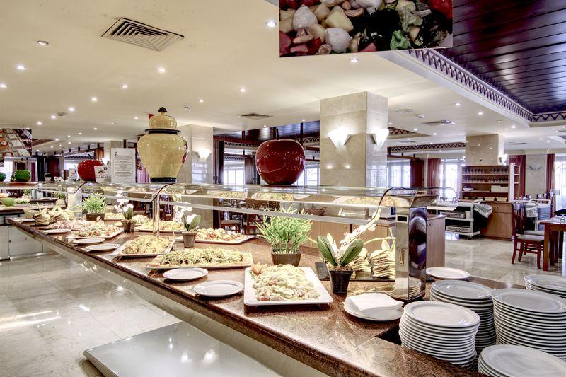 Smy Costa del Sol 4* - reštaurácia