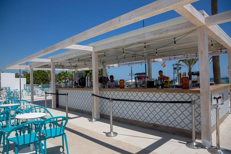 Smy Costa del Sol 4* - bar pri bazéne