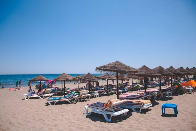 Smy Costa del Sol 4* - pláž
