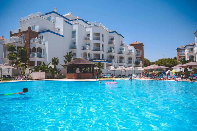 Smy Costa del Sol 4* - bazén