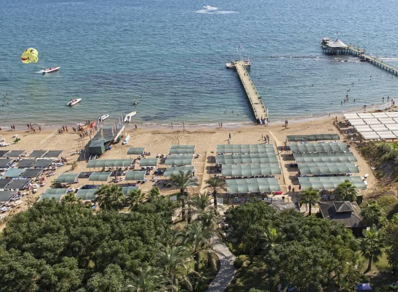 Alva Donna Beach Resort Comfort 5* - pláž