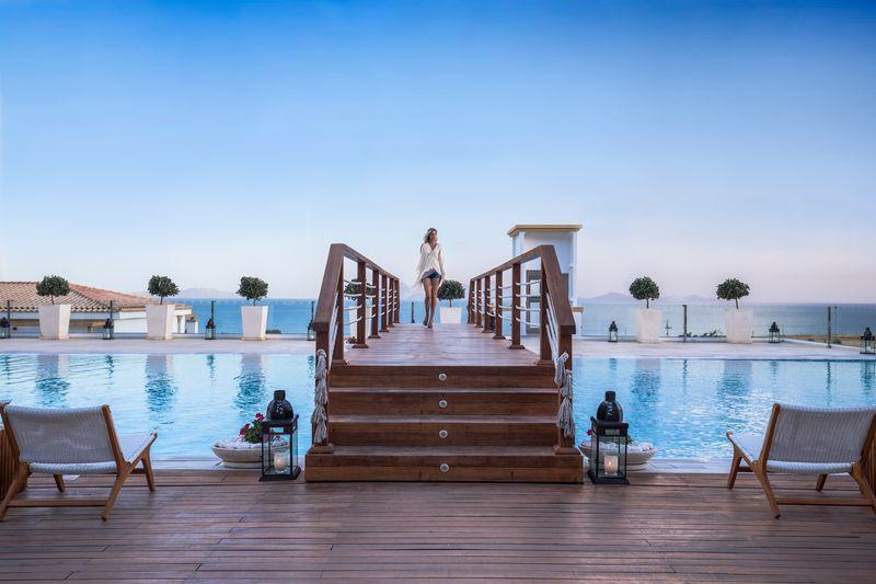 Blue Domes Resort & SPA 5* - bazén