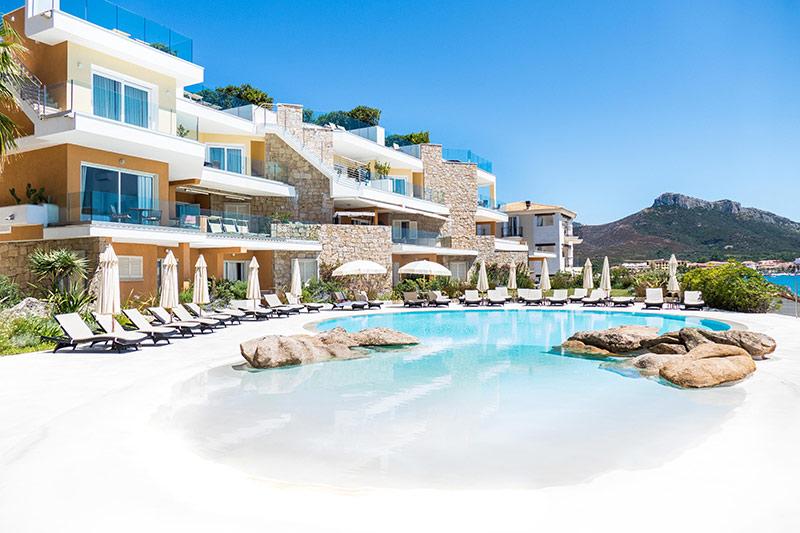 Hotel Gabbiano Azzurro 4* - bazén