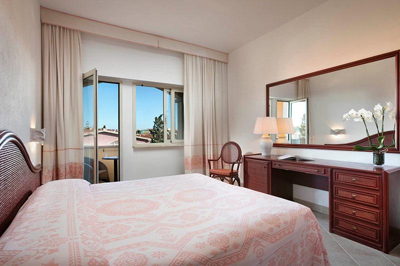 Hotel Gabbiano Azzurro 4* - izba