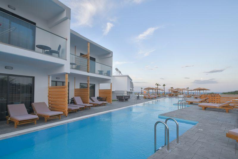 Evita Bay 4* - bazén