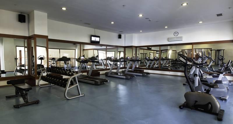 Adalya Art Side 5* - fitnescentrum