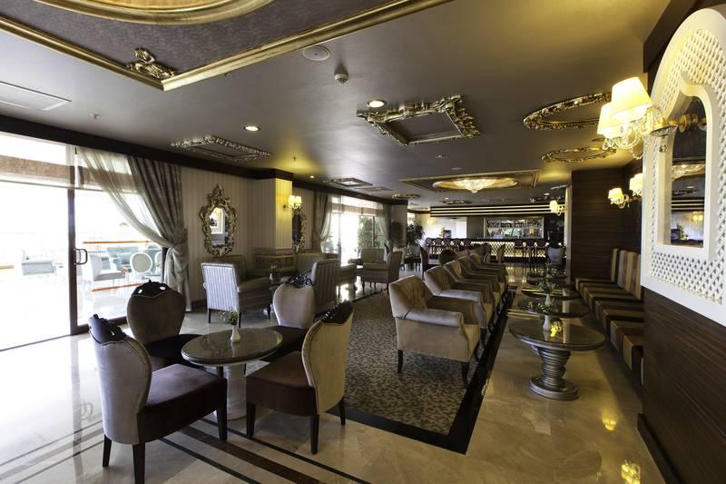 Adalya Art Side 5* - lobby bar