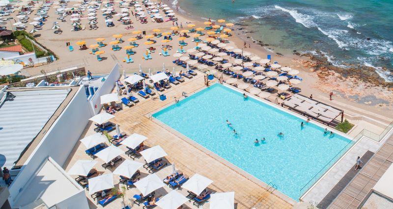 I Resort Beach & SPA 5* - bazén