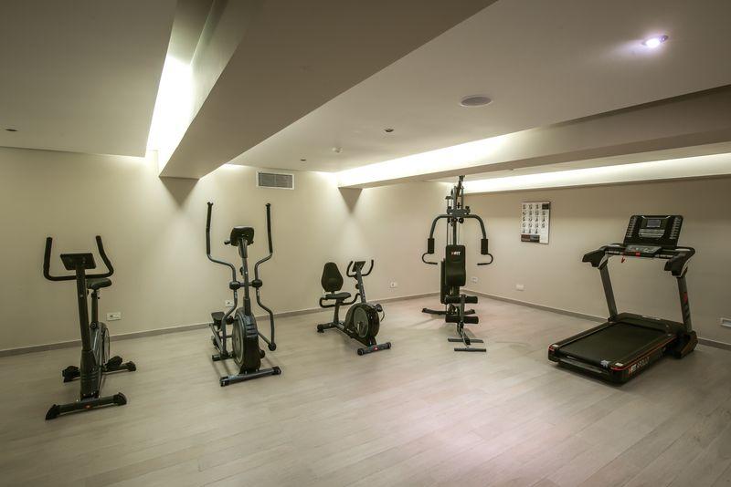 I Resort Beach & SPA 5* - fitnescentrum
