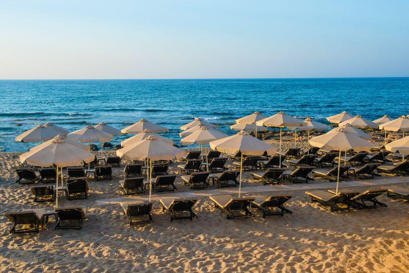 I Resort Beach & SPA 5* - pláž