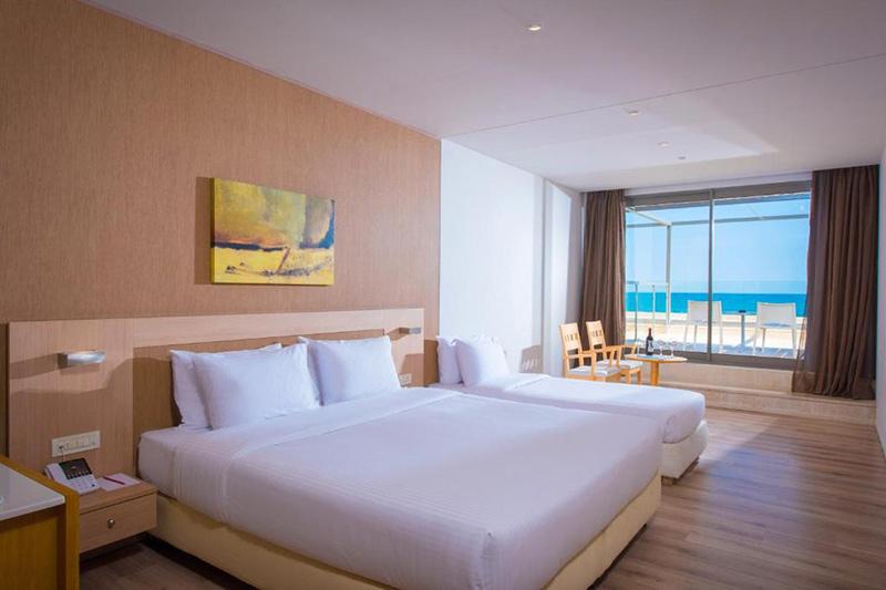 I Resort Beach & SPA 5* - rodinná izba