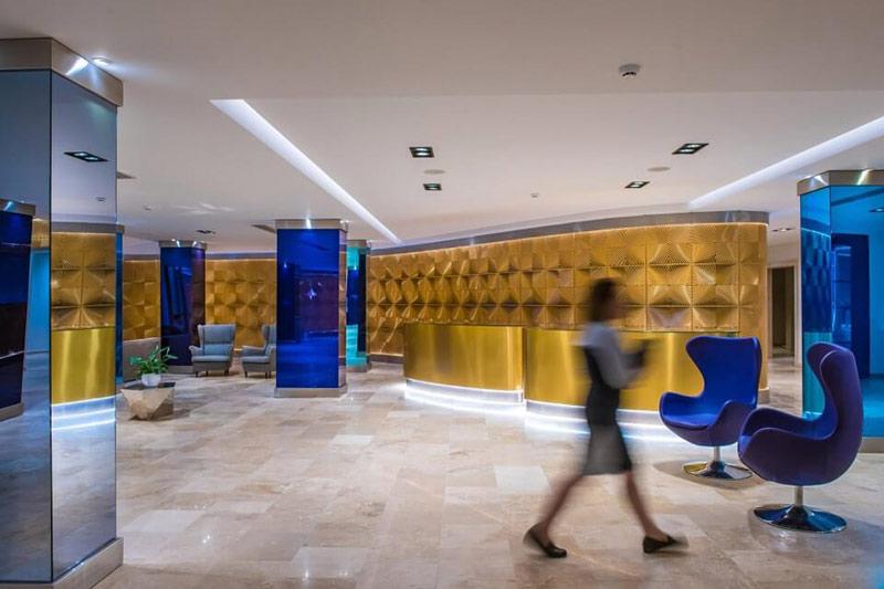 I Resort Beach & SPA 5* - lobby