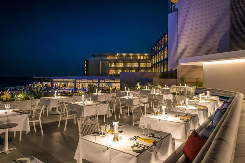 I Resort Beach & SPA 5* - reštaurácia