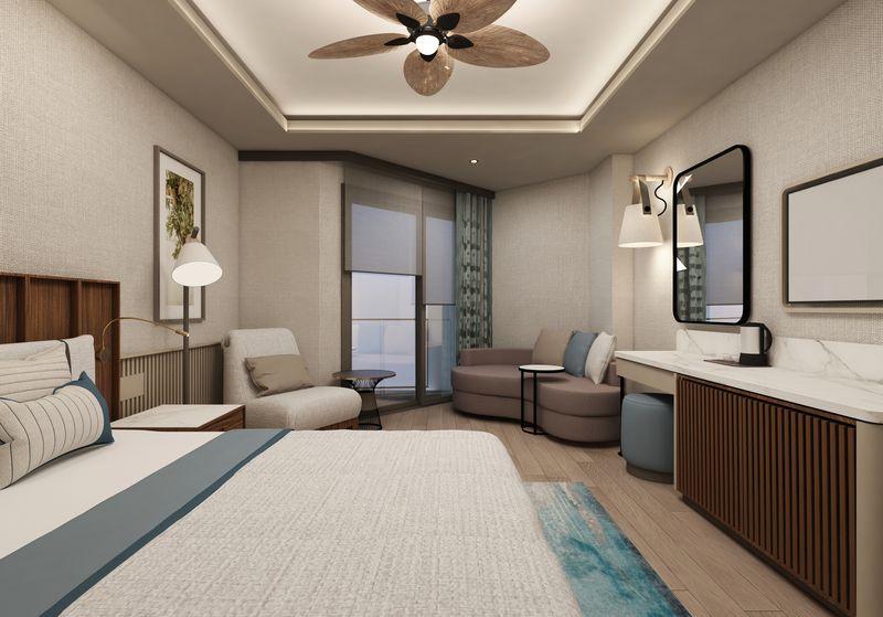 Seaden Quality Resort & SPA 5* - izba