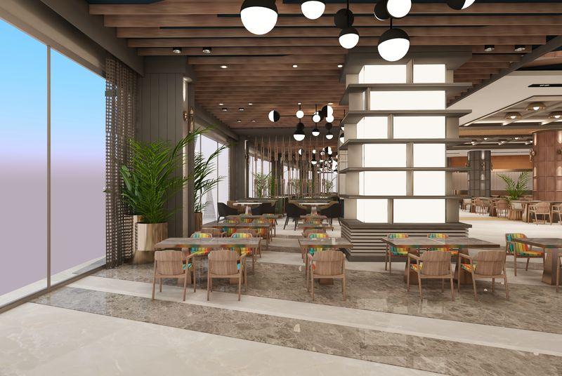 Seaden Quality Resort & SPA 5* - reštaurácia