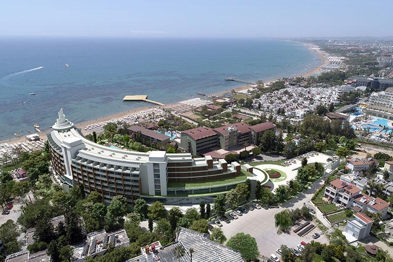 Seaden Quality Resort & SPA 5*