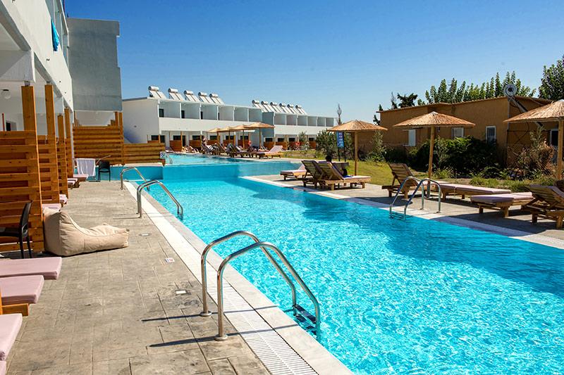 Evita Mare 4* - bazén