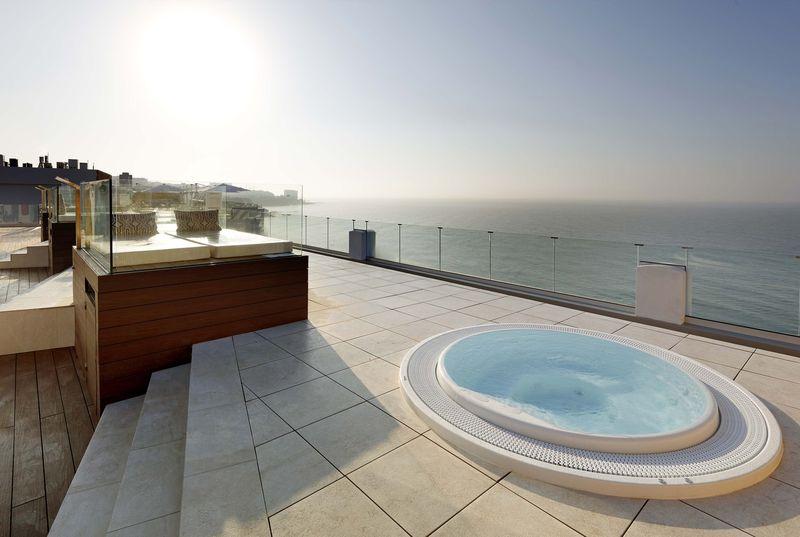 Palladium Hotel Costa del Sol 4* - vírivka