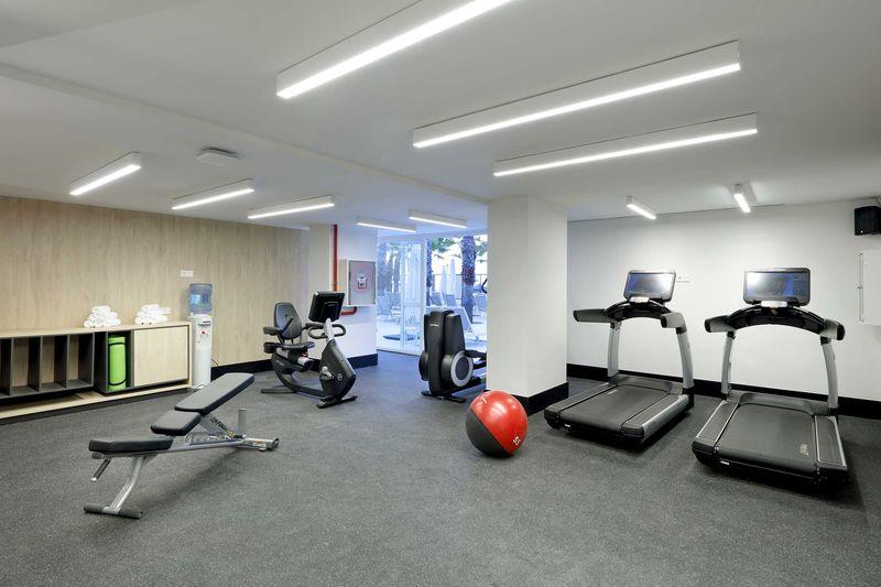 Palladium Hotel Costa del Sol 4* - fitnescentrum