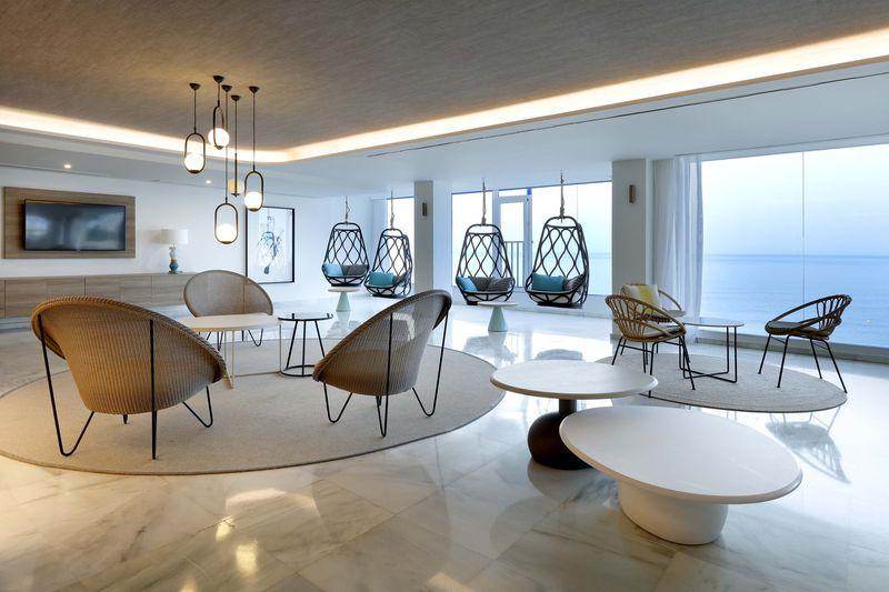 Palladium Hotel Costa del Sol 4* - lobby