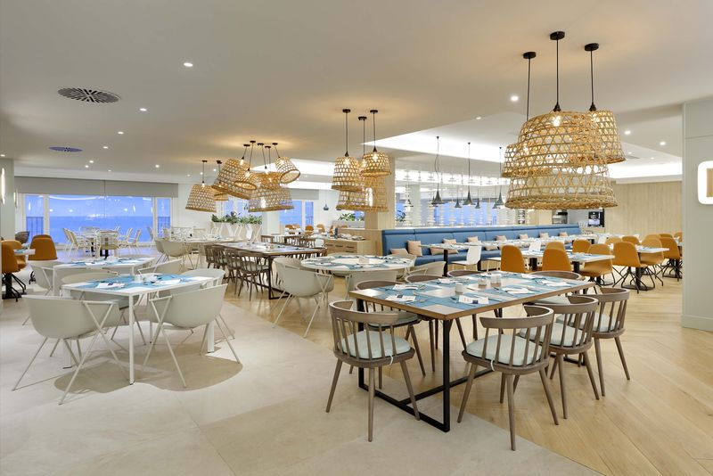 Palladium Hotel Costa del Sol 4* - reštaurácia