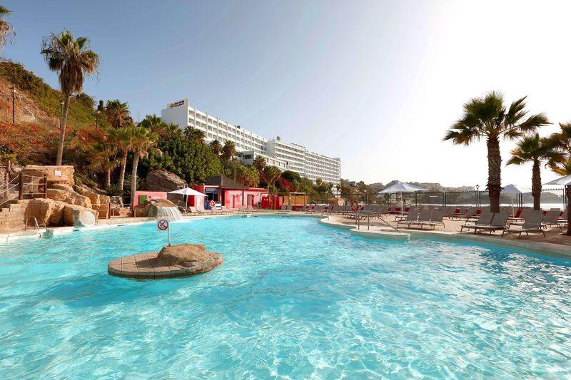 Palladium Hotel Costa del Sol 4* - bazén