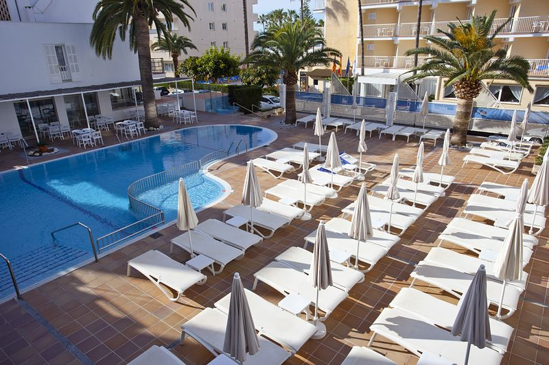 Anba Romani 4* - bazén