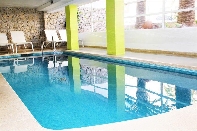 Anba Romani 4* - vnútorný bazén