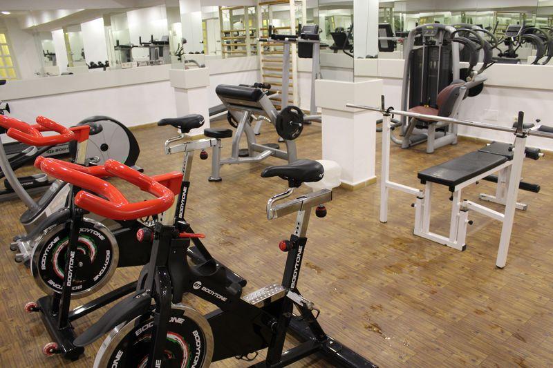 Anba Romani 4* - fitnescentrum