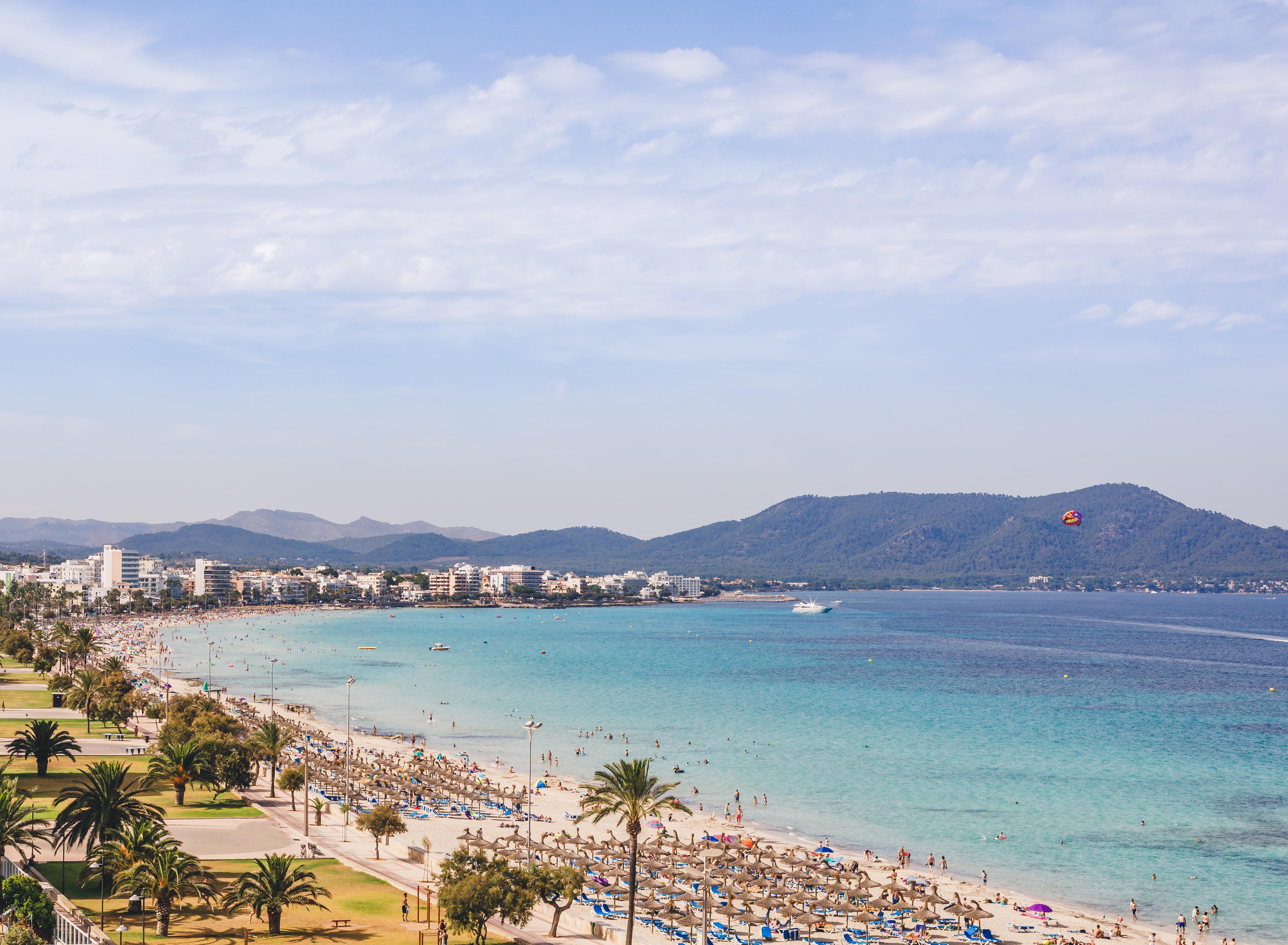 Anba Romani 4* - pláž