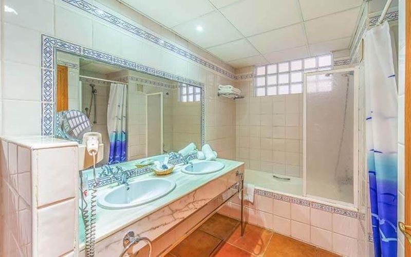 Sunna Park 4* - kúpeľňa