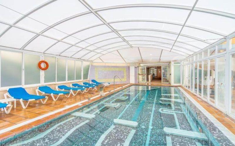 Sunna Park 4* - vnútorný bazén