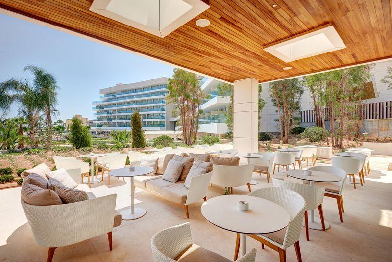 Hipotels Playa de Palma Palace 5* - reštaurácia