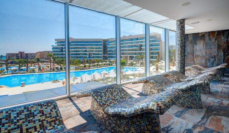 Hipotels Playa de Palma Palace 5* - SPA centrum
