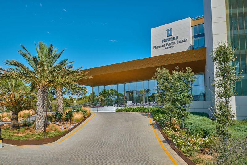 Hipotels Playa de Palma Palace 5* - vstup do hotela