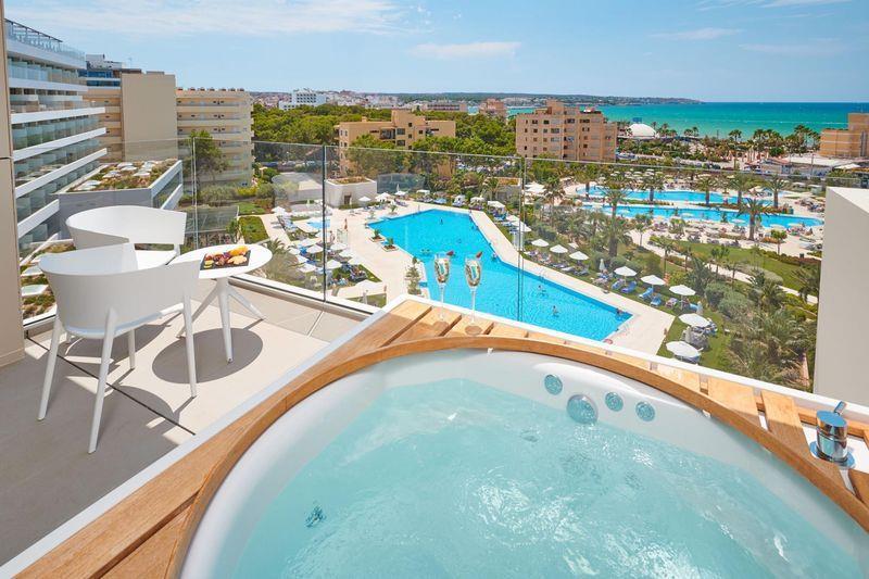 Hipotels Playa de Palma Palace 5* - izba