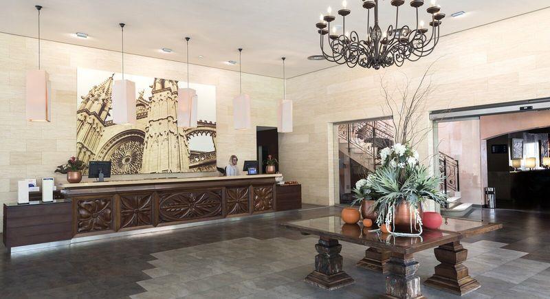 Occidental Playa de Palma 4* - lobby