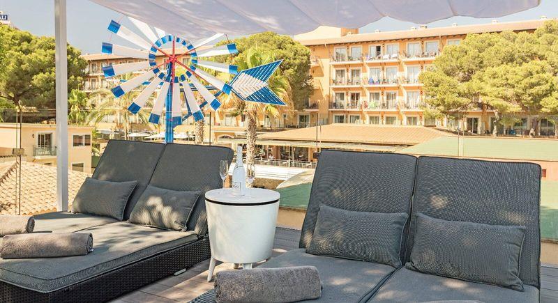 Occidental Playa de Palma 4* - areál hotela