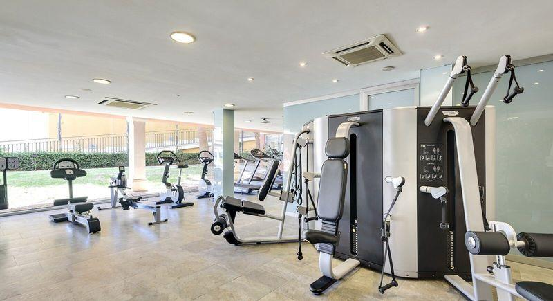 Occidental Playa de Palma 4* - fitnescentrum