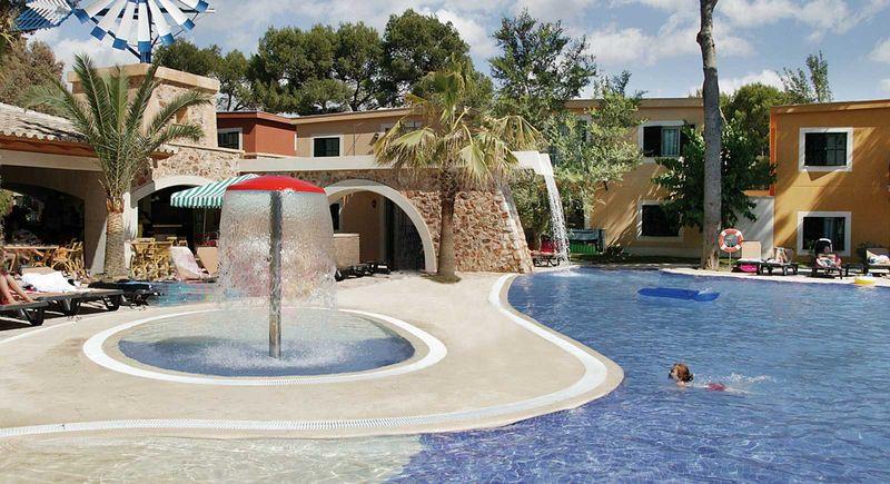 Occidental Playa de Palma 4* - bazén