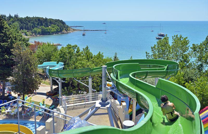 Sol Nessebar Bay & Mare Resort - aquapark