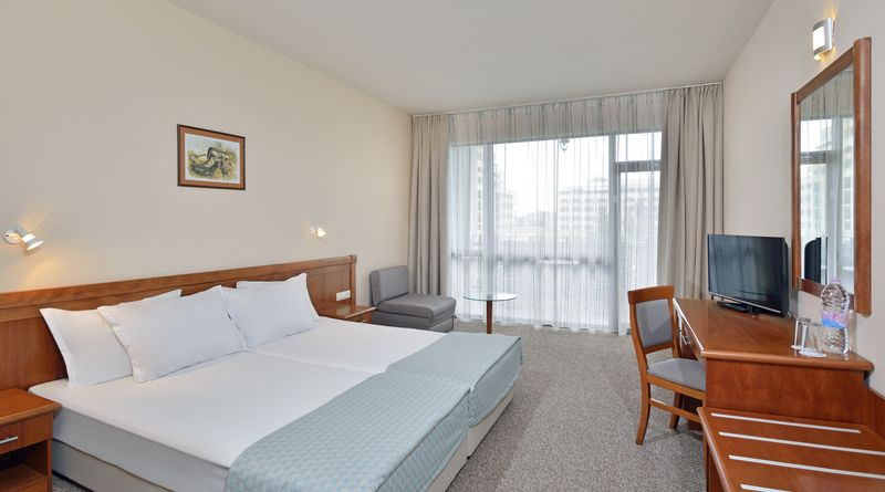 Sol Nessebar Bay & Mare Resort - izba