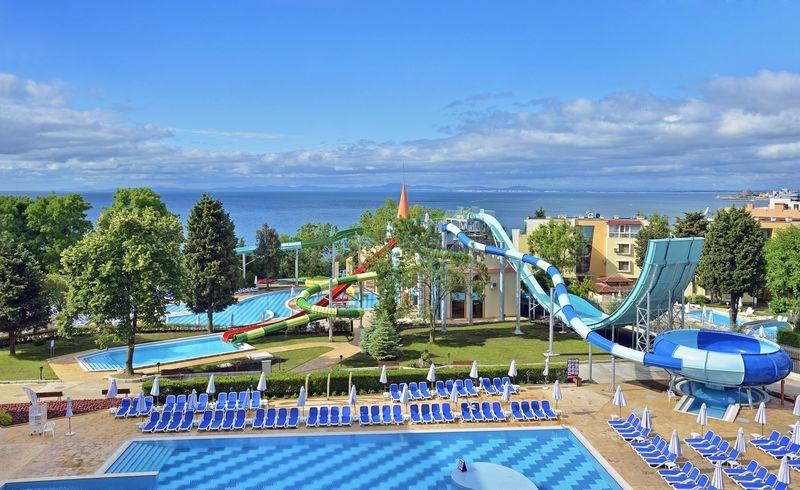 Sol Nessebar Palace 5* - bazén