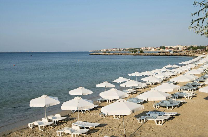 Sol Nessebar Palace 5* - pláž