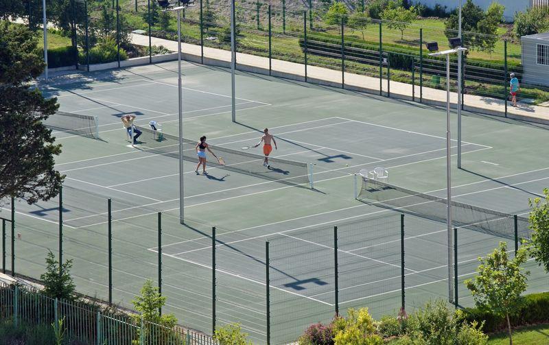 Sol Nessebar Palace 5* - tenisové kurty