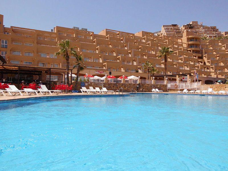 Mojacar Playa Aquapark 4* - bazén