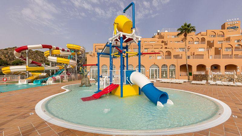 Mojacar Playa Aquapark 4* - detský bazén