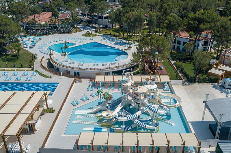 Baia Kemer Hotel 5* - aquapark