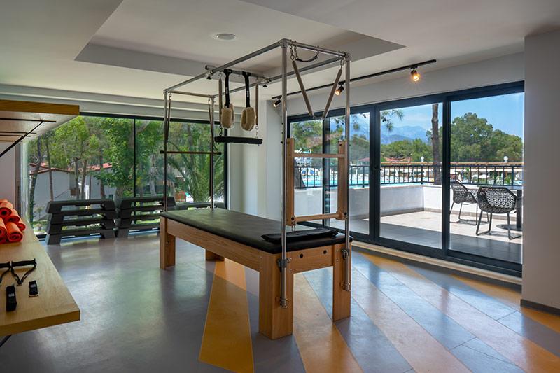 Baia Kemer Hotel 5* - fitnescentrum