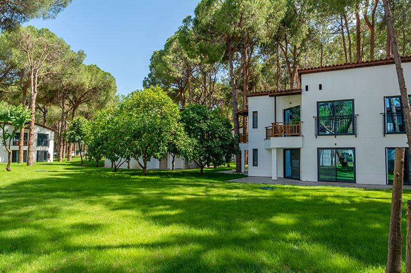 Baia Kemer Hotel 5* - záhrada